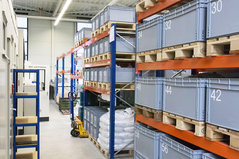 Anton Ritter Industriedienstleistungen – Logistik