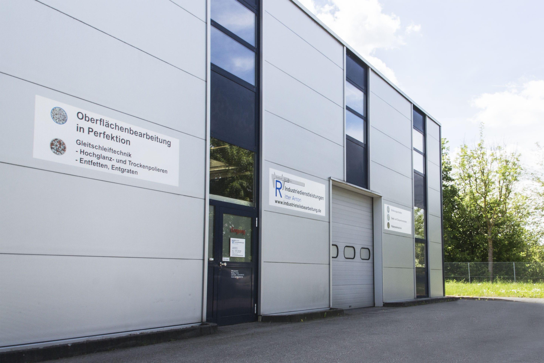 Anton Ritter Firmengebäude